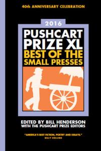 Pushcart Prize