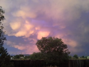 NM Storm Clouds